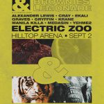 Electric Zoo 2018 Brownies & Lemonade Stage Takeover