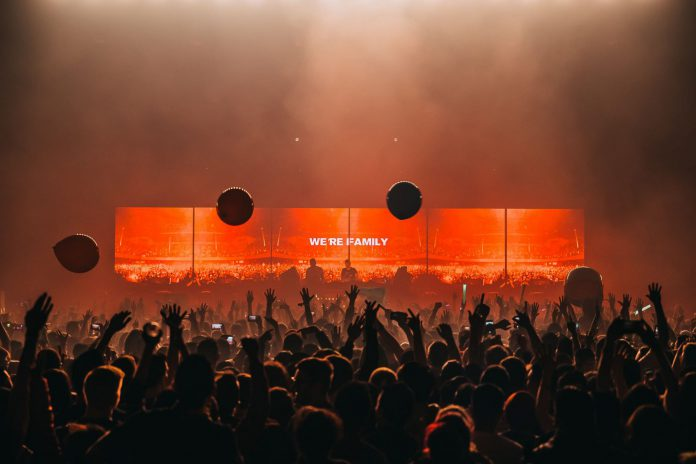 Above & Beyond We're Family