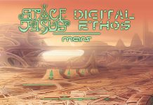 space jesus digital ethos mars ep