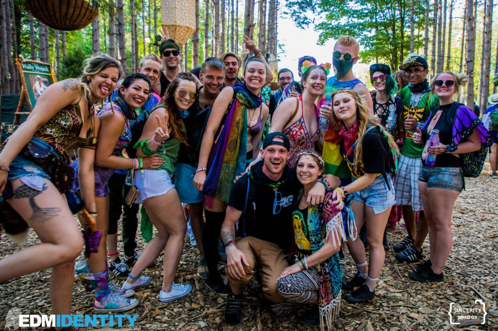 Electric Forest Weekend 2 Group Hug