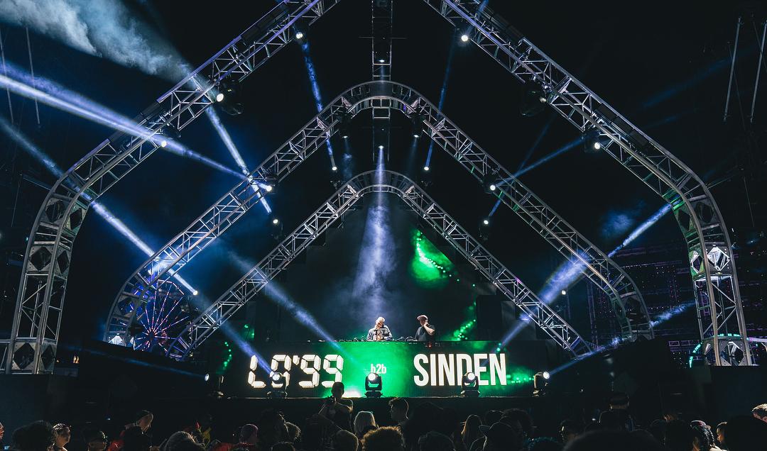 Sinden LO'99 at EDC Las Vegas 2018