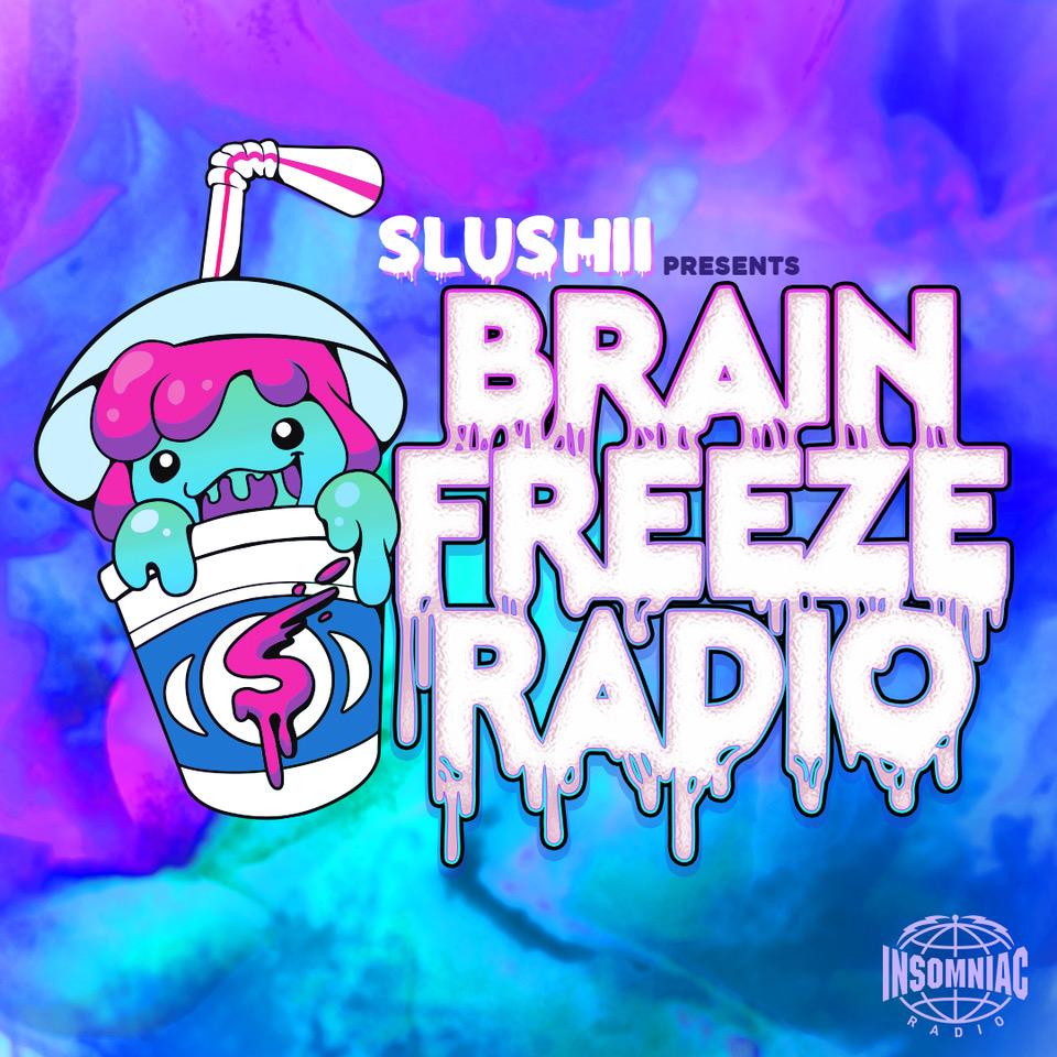 Slushii Brain Freeze Radio