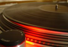 Turntable On Off In Motion