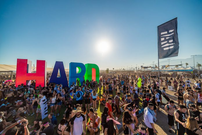 HARD Summer 2019 Set Times, Festival Map, & More! | EDM Identity