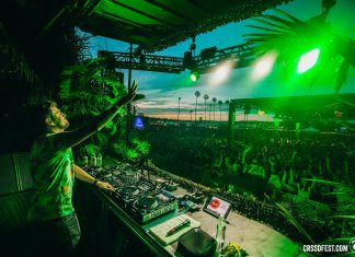 Kyle Watson at CRSSD Festival Spring 2018