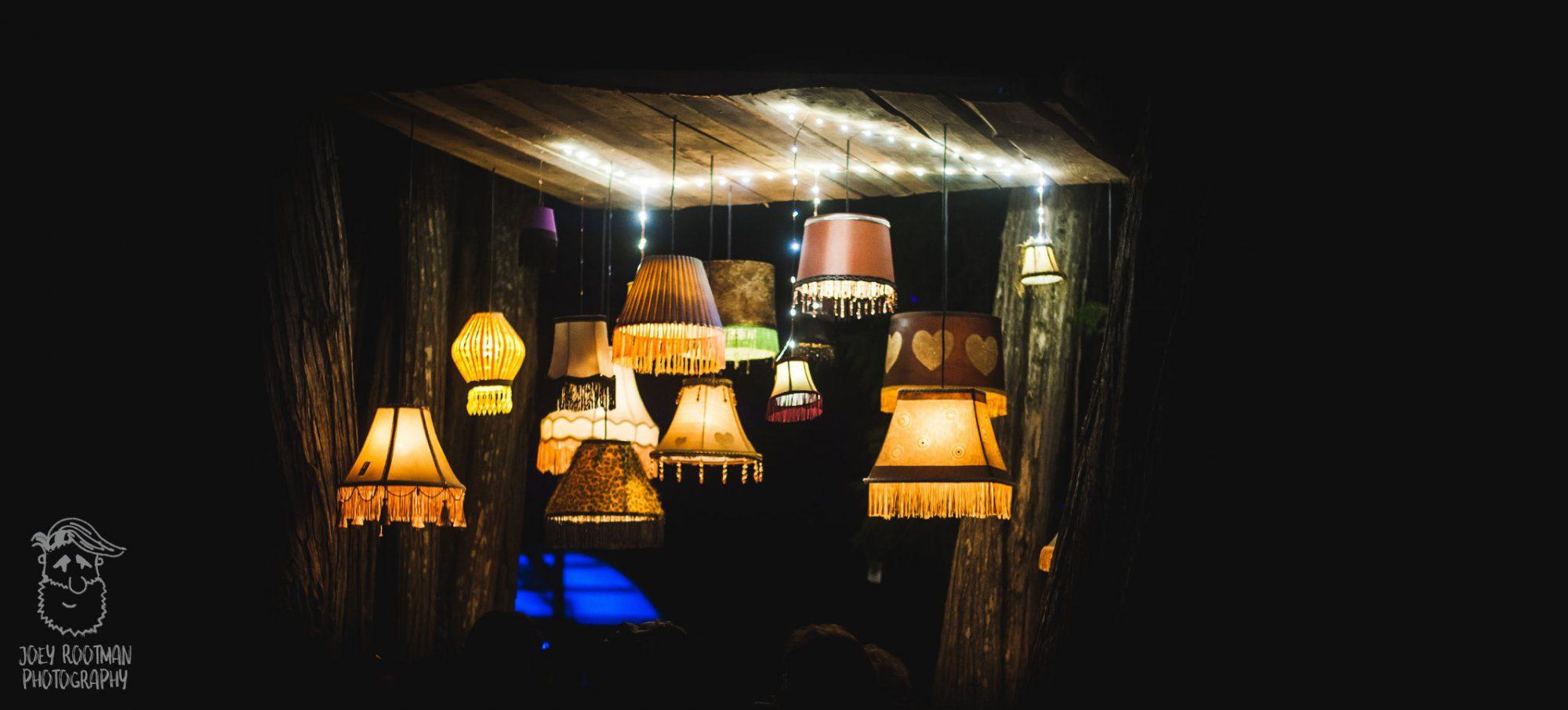 Shambhala 2018 The Living Room Lamps