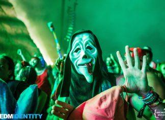 BOO! Halloween Mask