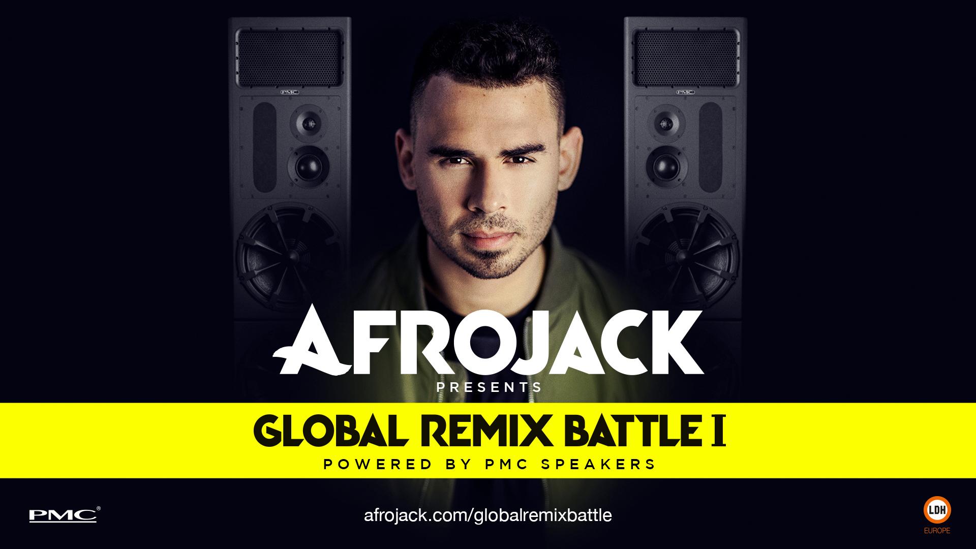 Afrojack Global Remix Battle I
