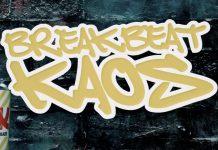 BBK - Breakbeat Kaos Logo