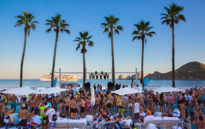 Groove Cruise Cabo 2016
