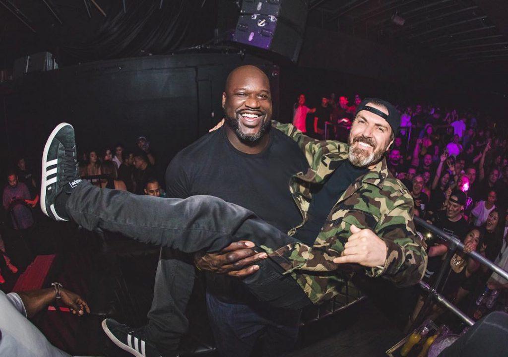 Pasquale Rotella and DJ Diesel