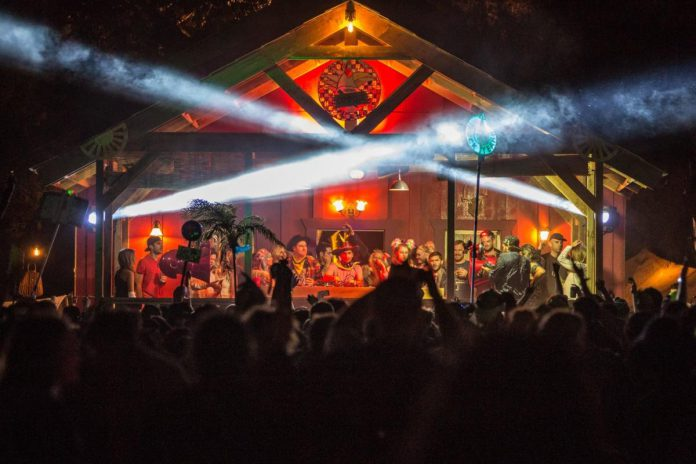 Dirtybird Campout West 2017 - The Birdhouse