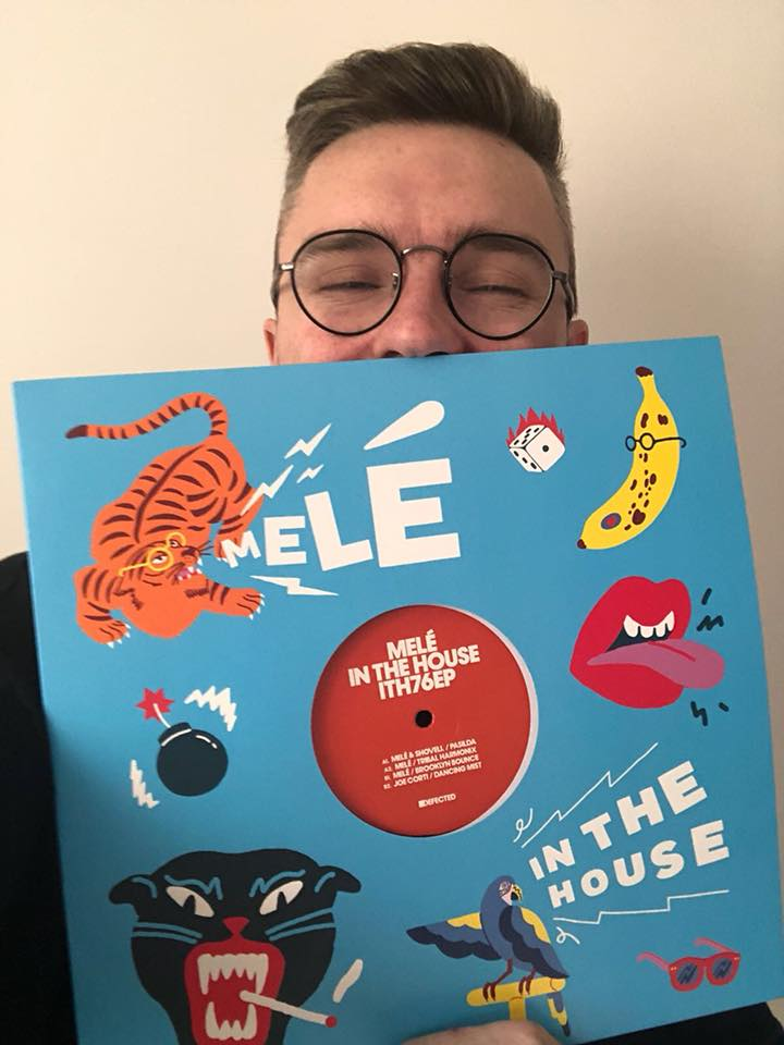 Mele - Defected In The House EP