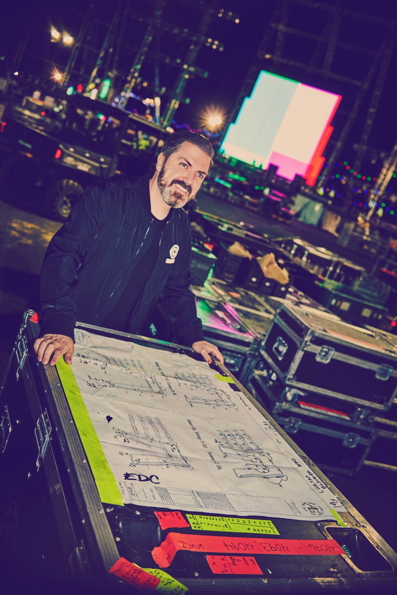 Pasquale Rotella EDC Las Vegas