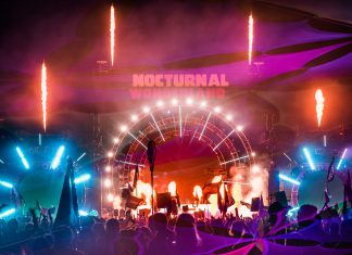 Nocturnal Wonderland 2018 Day 1