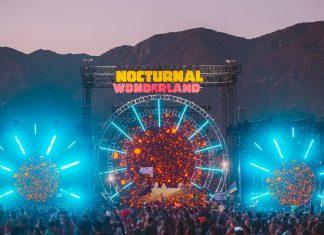 Nocturnal Wonderland 2018 Day 1