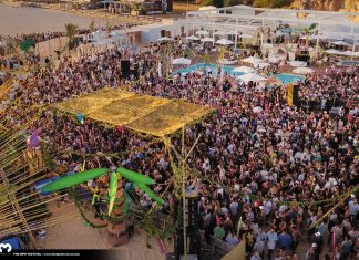 The BPM Festival: Portugal 2017 at Blanco Beach