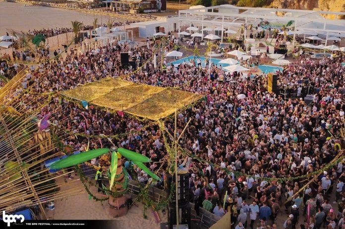 The BPM Festival: Portugal 2017 at Blanco Beach
