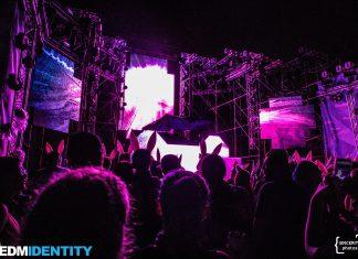 Goldrush Music Festival Bunny Ears Tokimonsta
