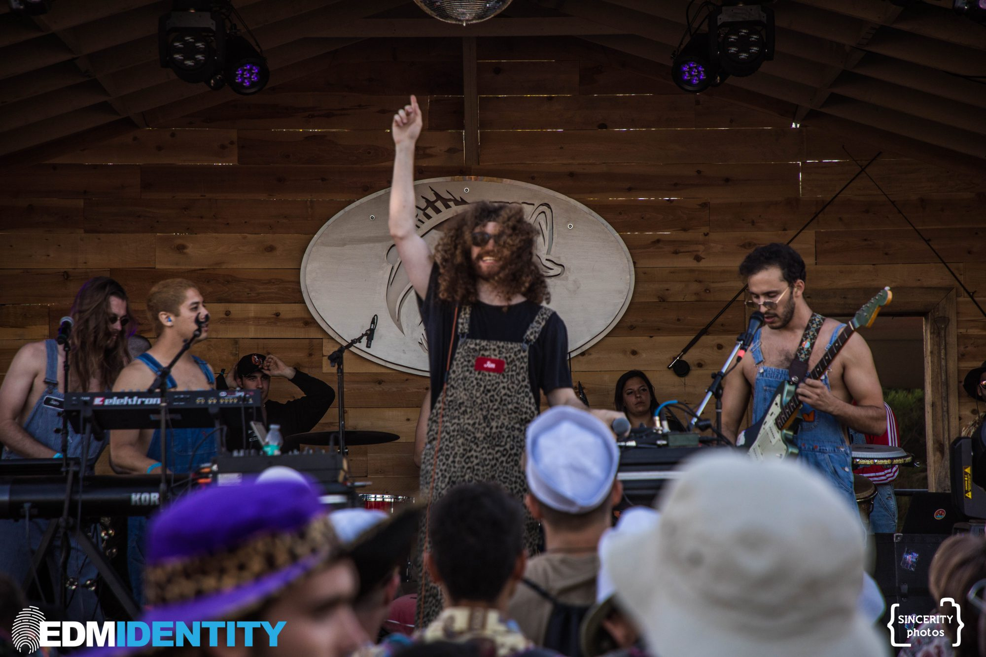 Justin Jay S Fantastic Voyage At Dirtybird Campout West 2018