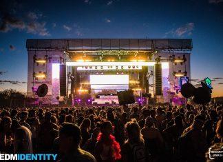 Goldrush Music Festival 2018 Sunset