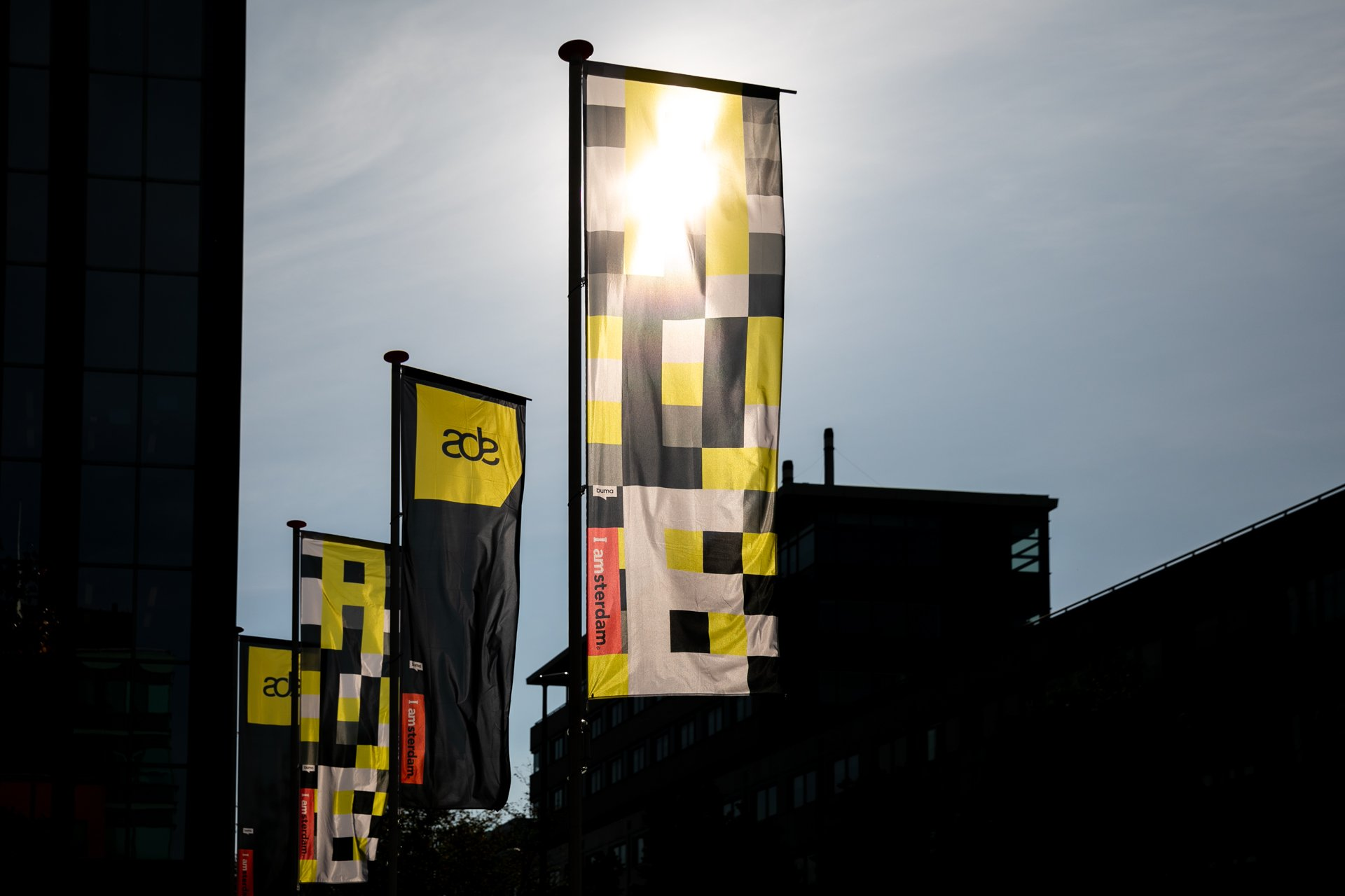 ADE 2018 Flags