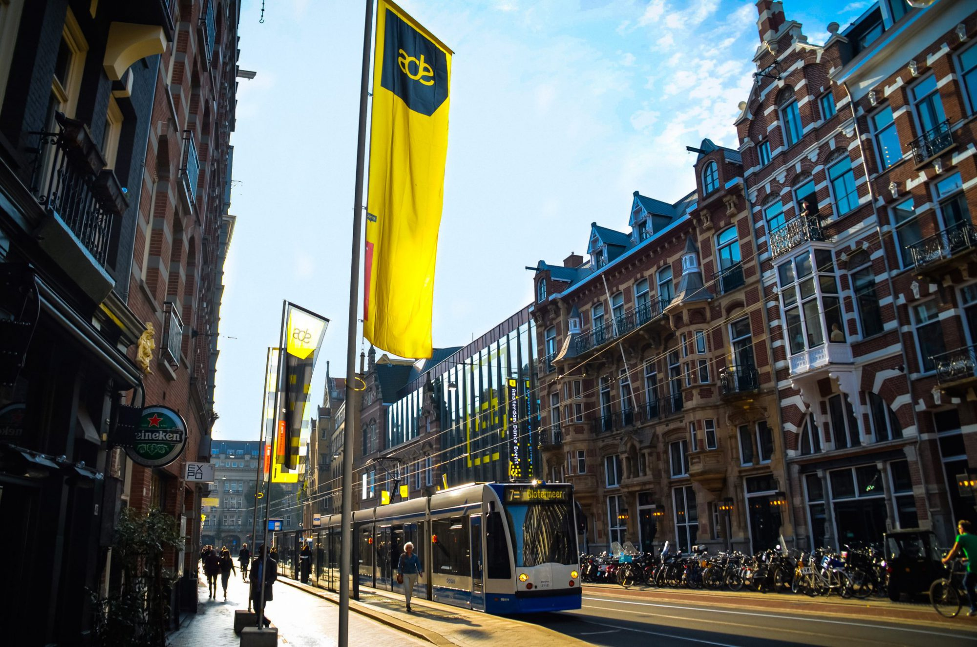 ADE 2018 Yellow Flags
