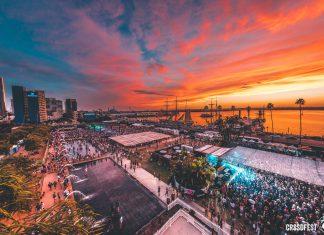 CRSSD Festival Fall 2018 - Sunset