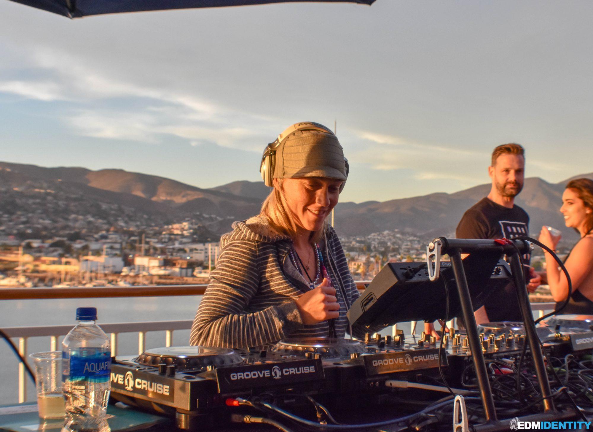 Groove Cruise Cabo 2018 Kristina Sky