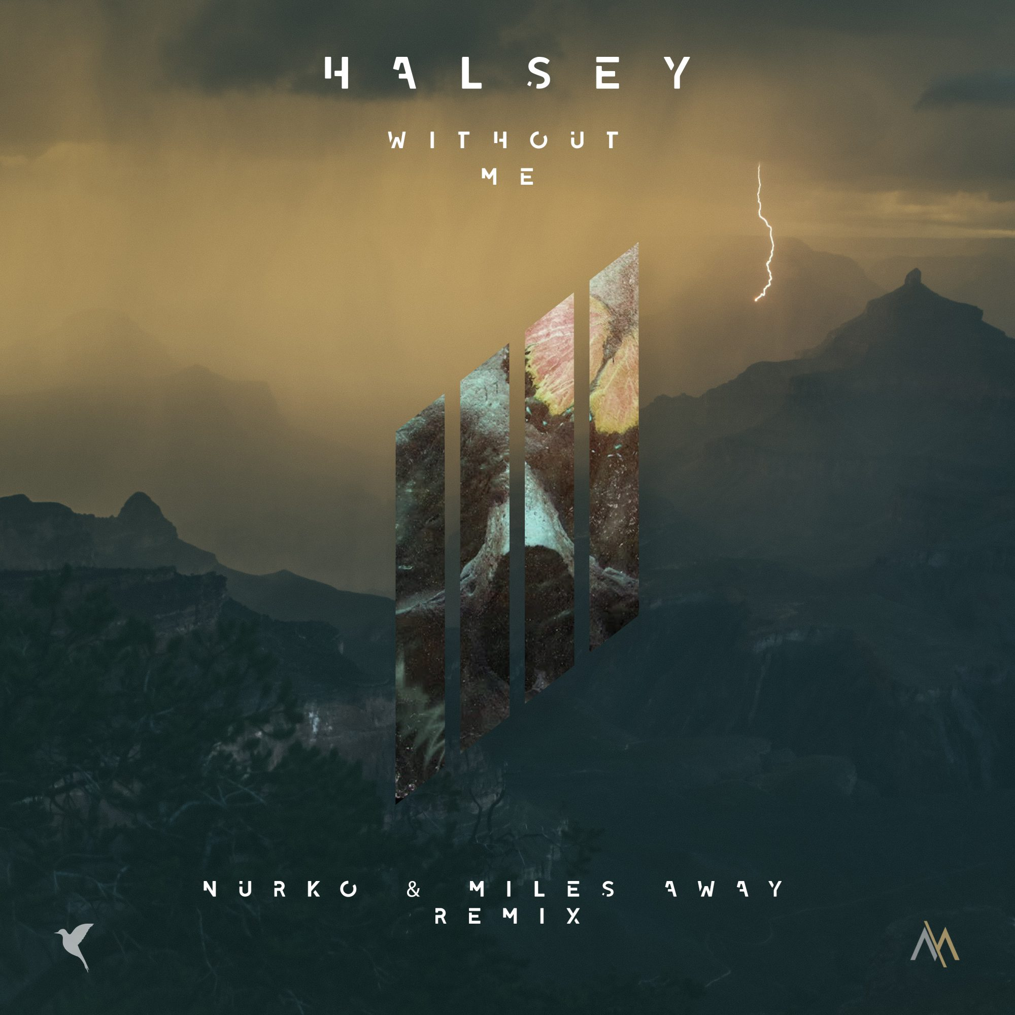 Halsey - Without Me (Nurko & Miles Away Remix) | EDM Identity