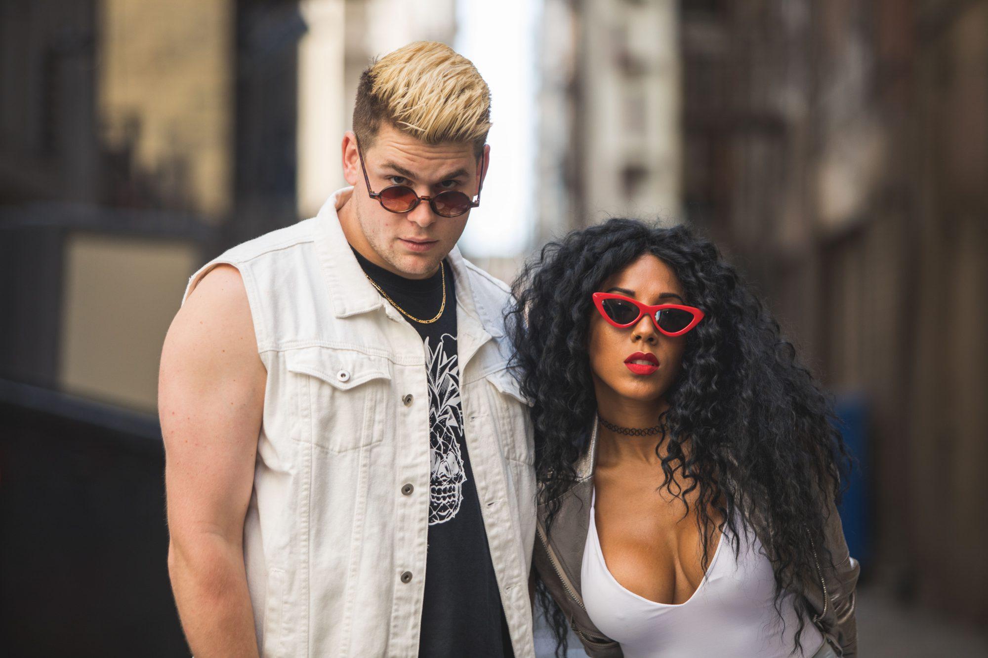 JSTJR Releases Music Video for