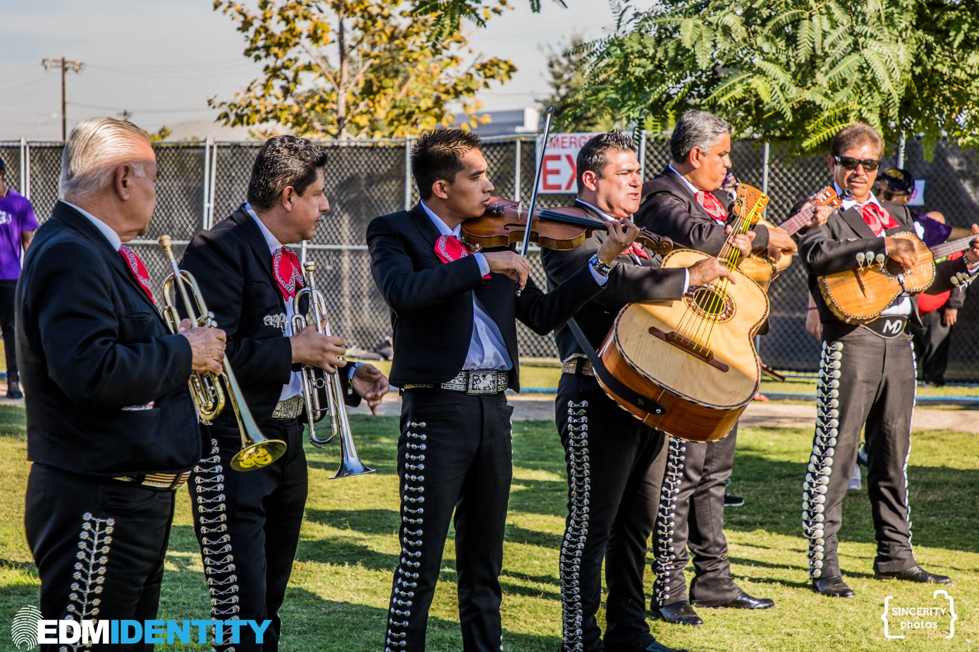HARD Day of the Dead 2018 Mariachi Band