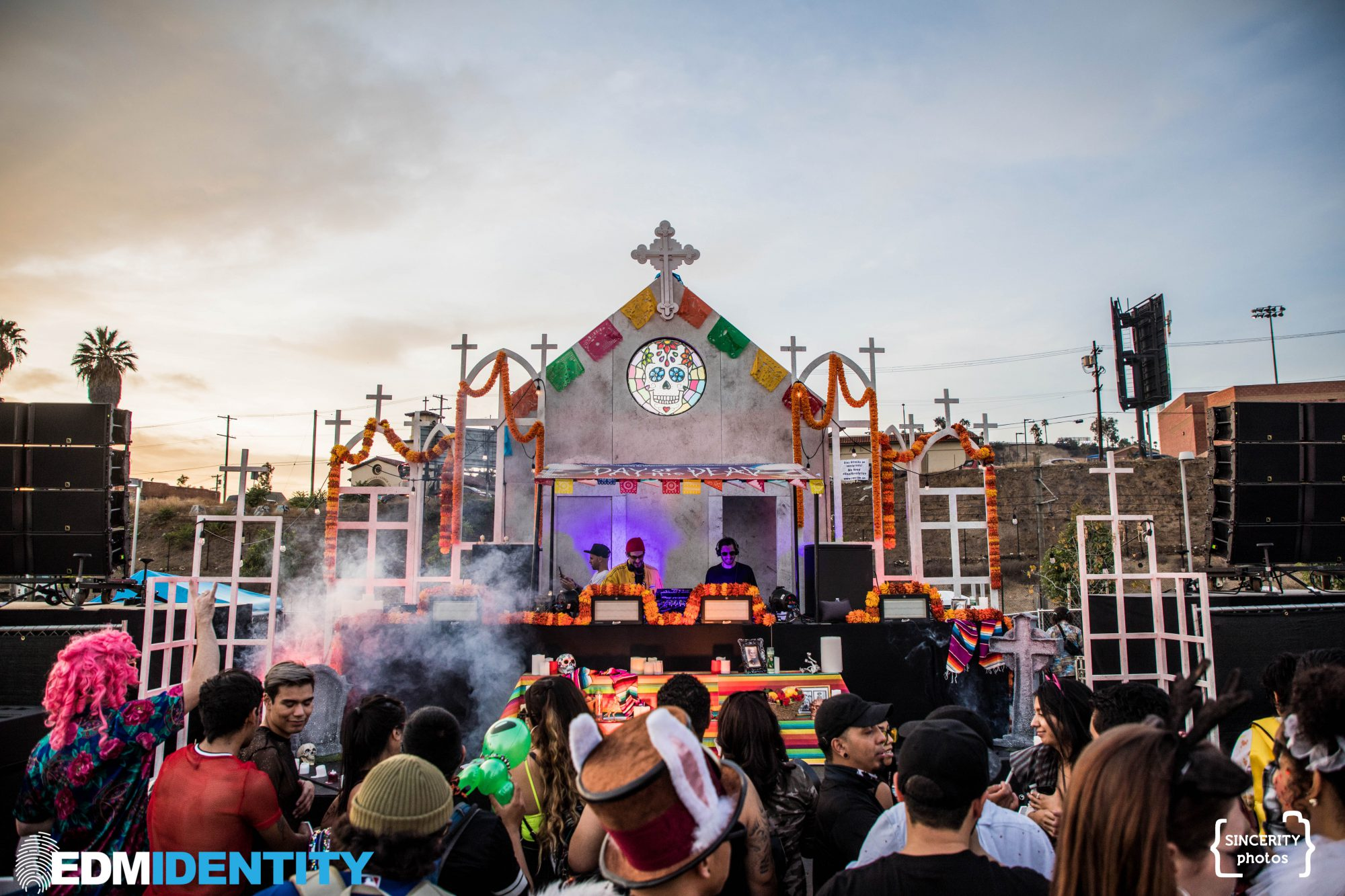 HARD Day of the Dead 2018 Duro Stage