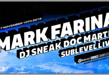 Mark Farina, DJ Sneak, and Doc Martin at Avalon Hollywood