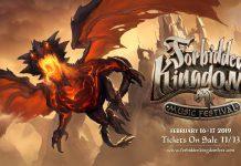 Forbidden Kingdom 2019