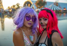 Escape: Psycho Circus 2018 Attendees Halloween