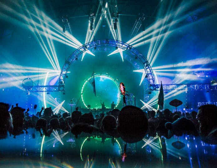 Dreamstate SoCal 2018 The Vision