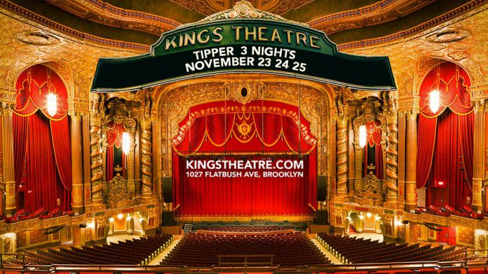 Tipper And Friends Take Over The Kings Theatre Brooklyn This