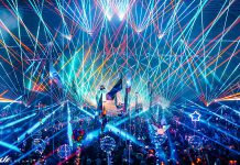 Dreamstate SoCal 2018 Laserface