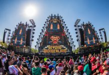 Beyond Wonderland Mexico 2018