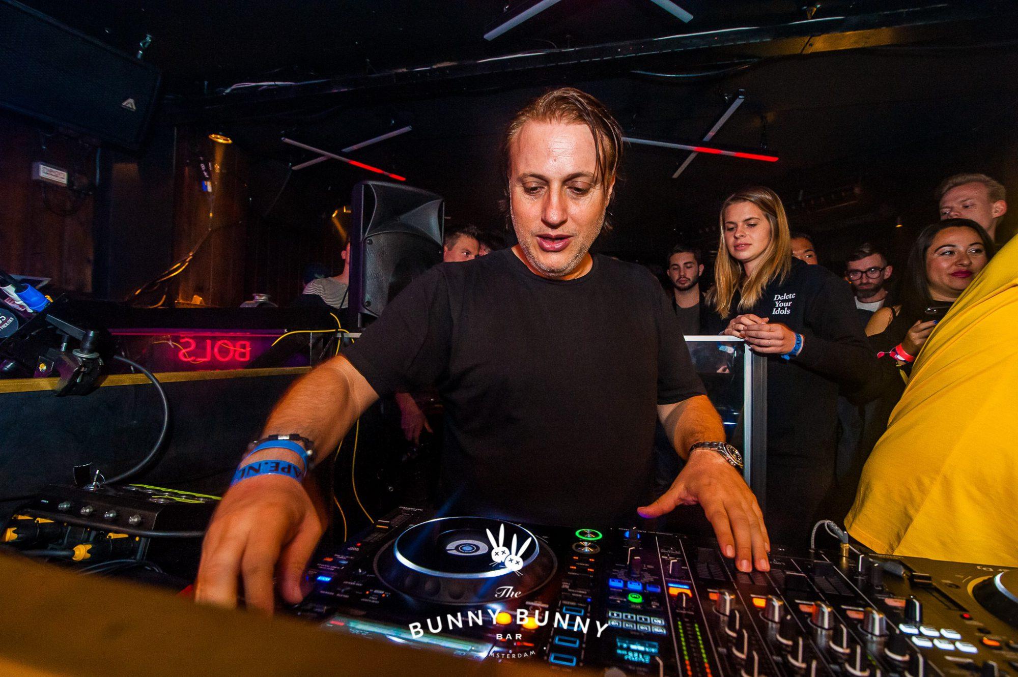 EDX No XCUSES ADE 2018 at Bunny Bar Amsterdam