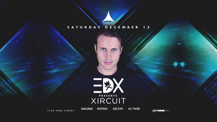 EDX XIRCUIT AVALON HOLLYWOOD 2018