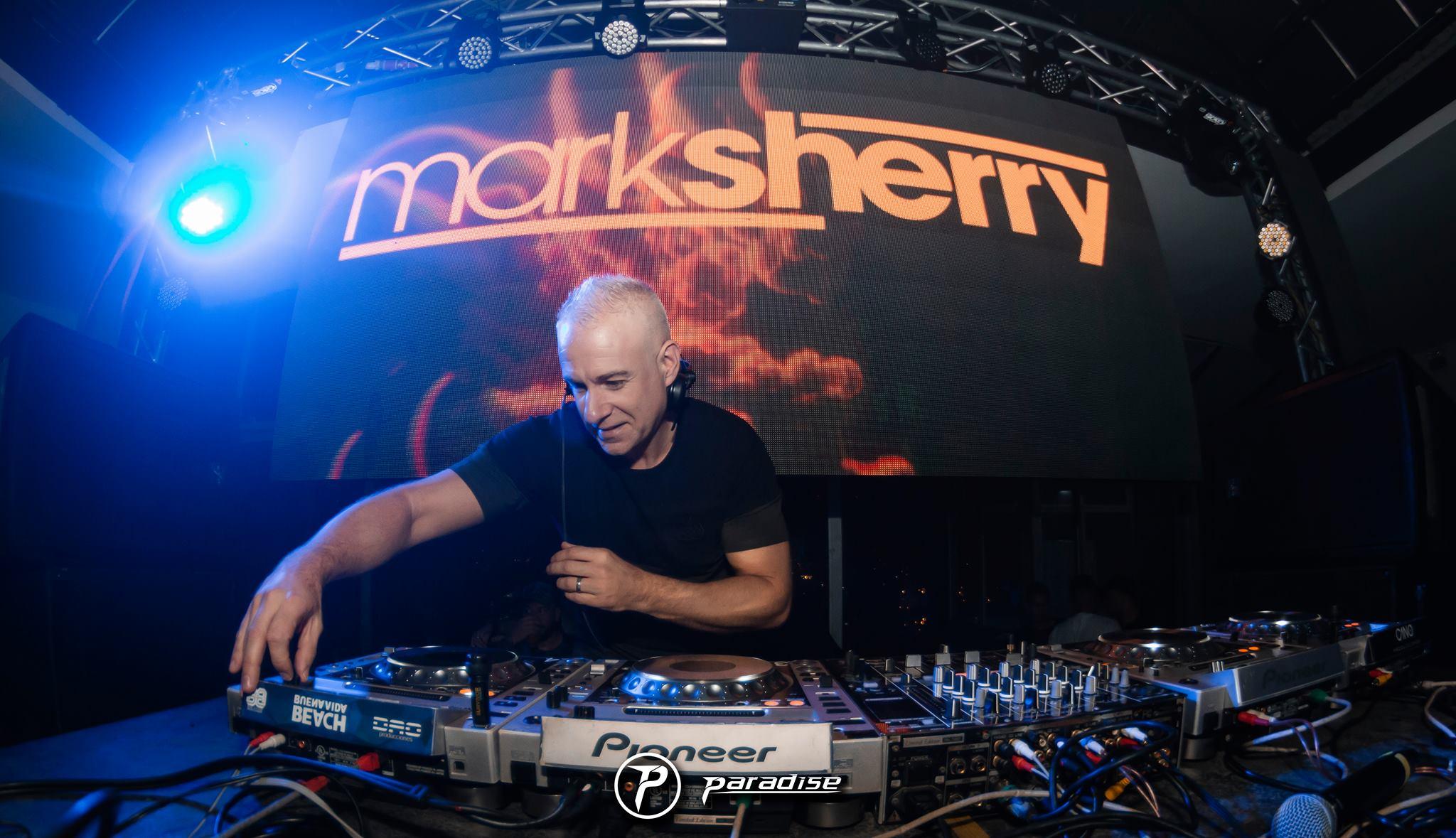 Mark Sherry at Paradise of Trance