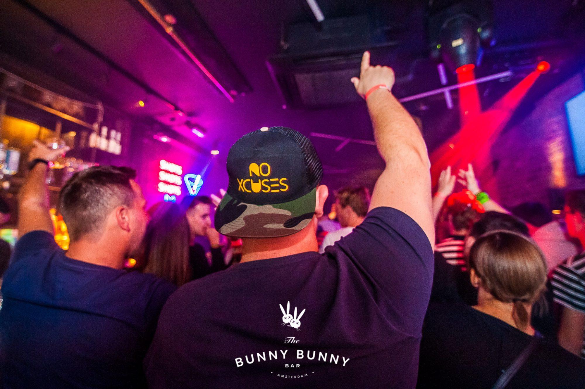 No XCUSES ADE 2018 at Bunny Bar Amsterdam