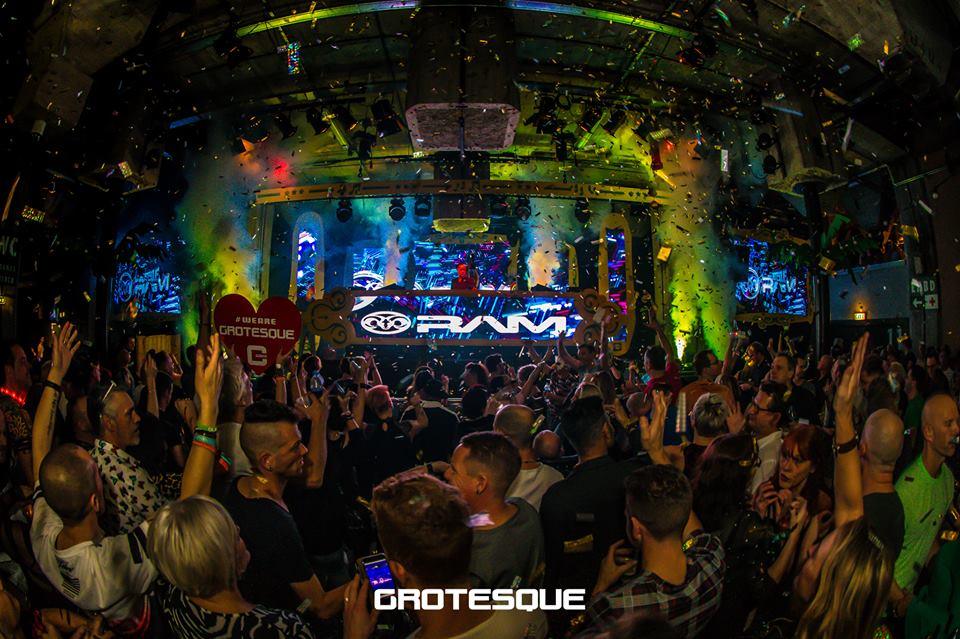 Ram at Grotesque Indoor Festival 350