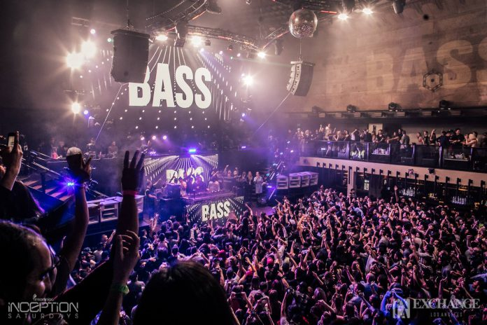 Night Bass 3rd Year Anniversary
