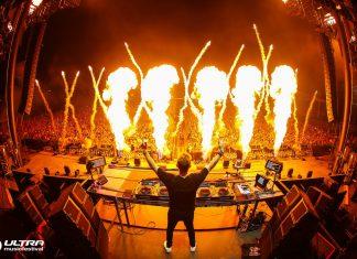 Ultra Music Festival 2019 Day 3