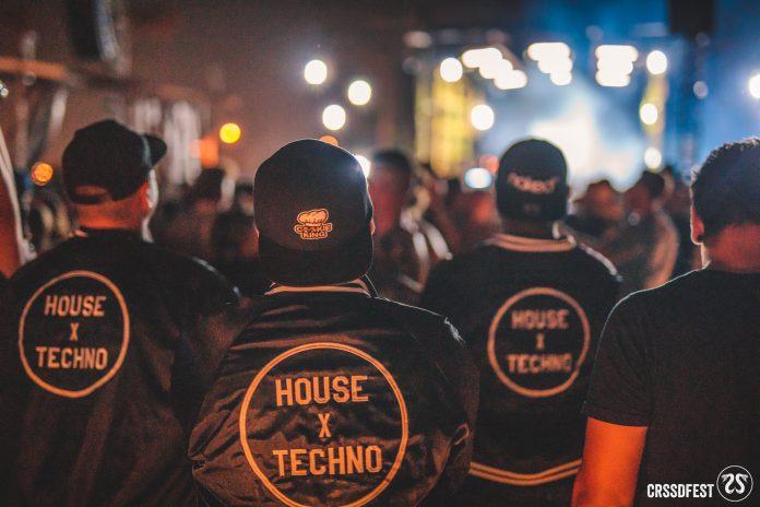 CRSSD Festival Fall 2018 House x Techno