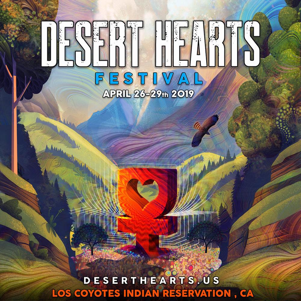 Desert Hearts Festival 2019 Dates
