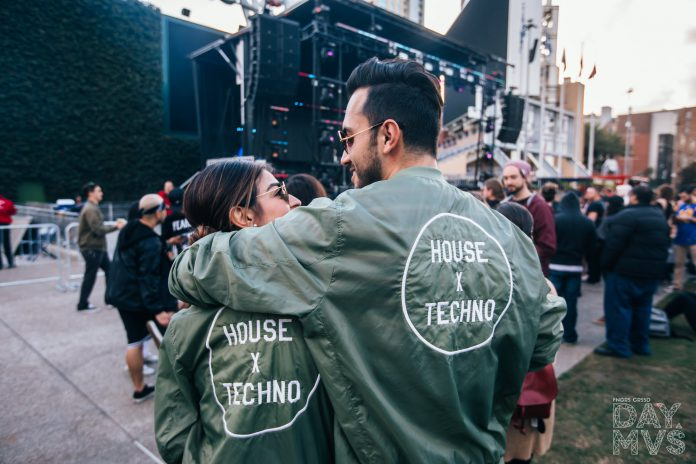 FNGRS CRSSD DAY MVS 2018 House x Techno